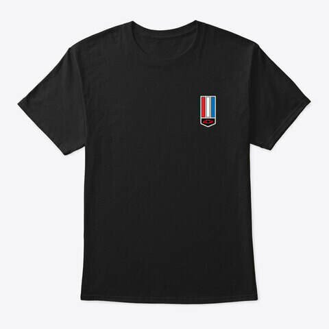 Camaro Badge Pocket Size T-Shirt