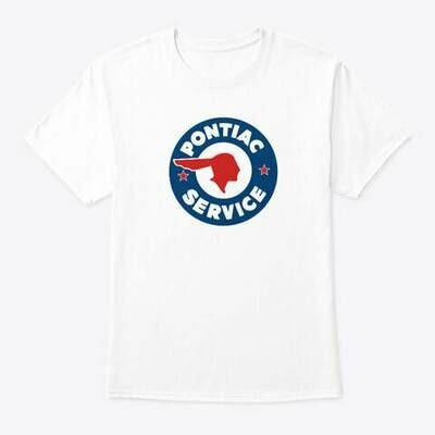 Pontiac Service Logo T-Shirt