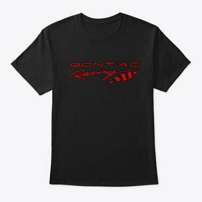 Pontiac Racing Red T-Shirt