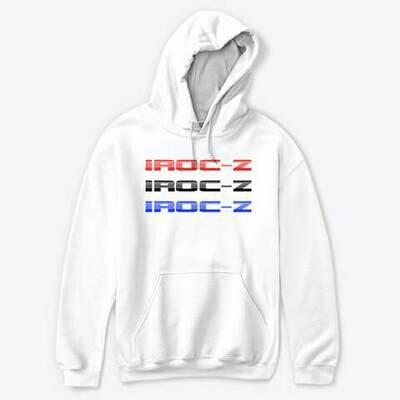 IROC-Z Retro Stack Hoodie