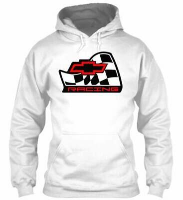 Chevy Racing Logo Hoodie