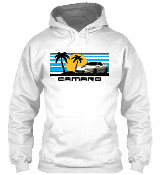 Sunset Beach Camaro (3rd & 4th Generation) Hoodie