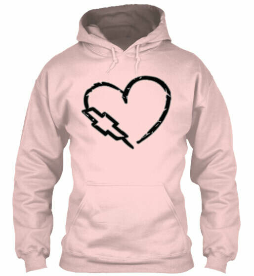 Chevy Heart Hoodie
