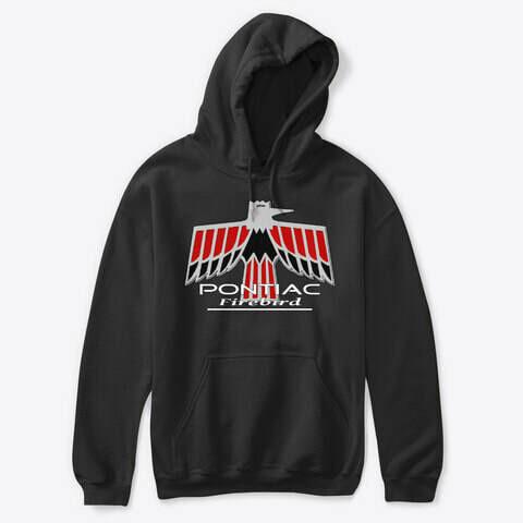 Pontiac Firebird Classic Logo Hoodie
