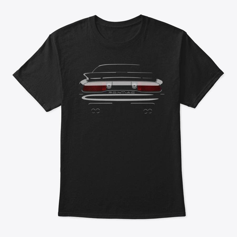 Trans Am Tail Lights T-Shirt