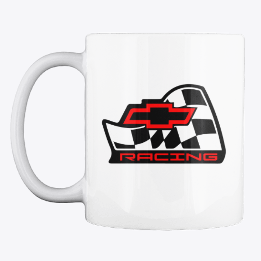 Chevy Racing Mug