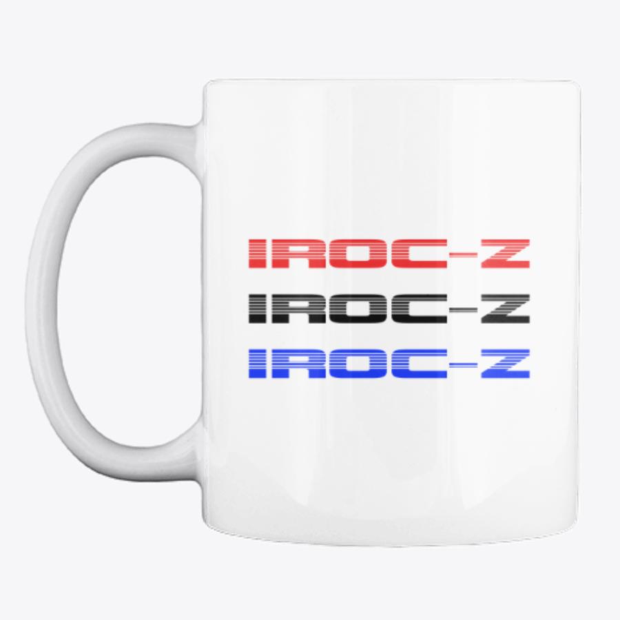 IROC-Z Retro Stack Mug