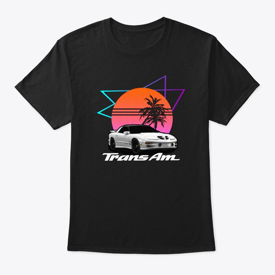 Firebird Retro Palms (3rd & 4th Gen) T-Shirt