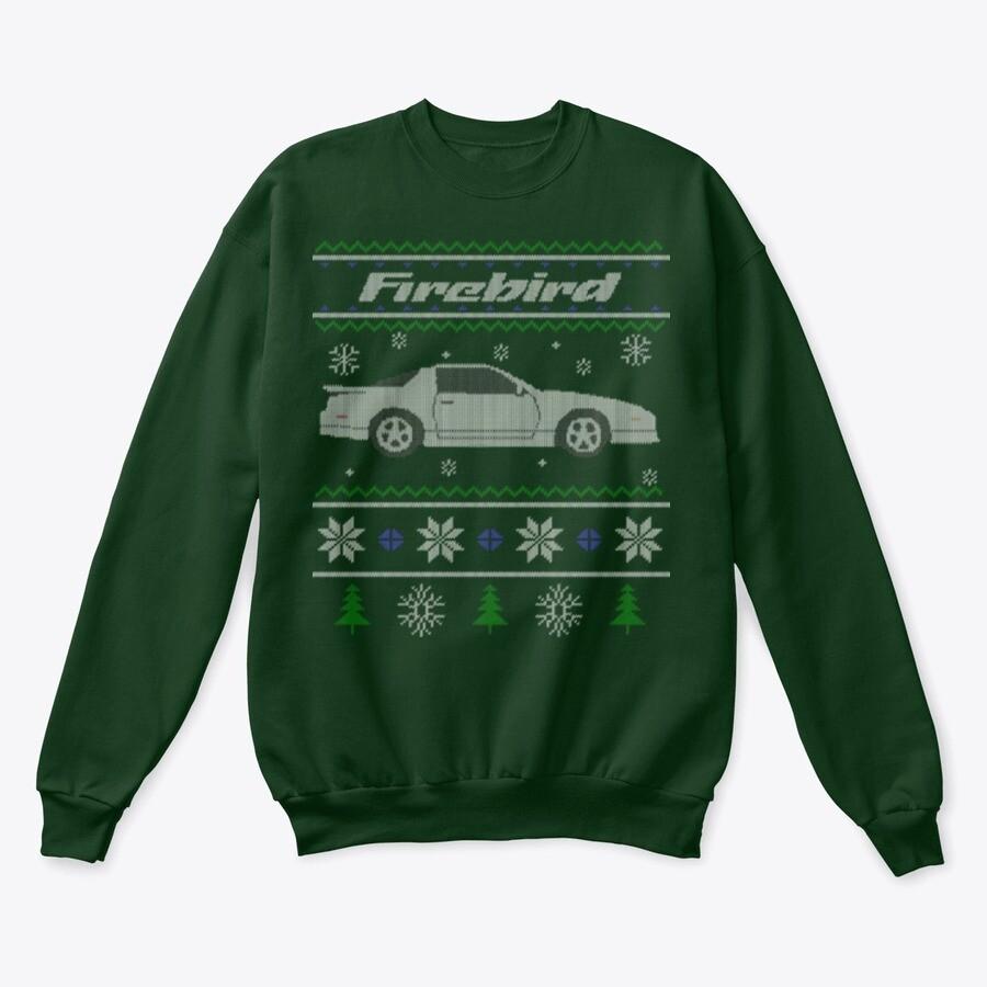 3rd Gen Firebird Holiday Sweater/Hoodie