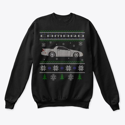 4th Gen Camaro Holiday Sweater/Hoodie