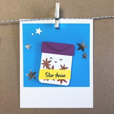 Spice Girls - Star Anise