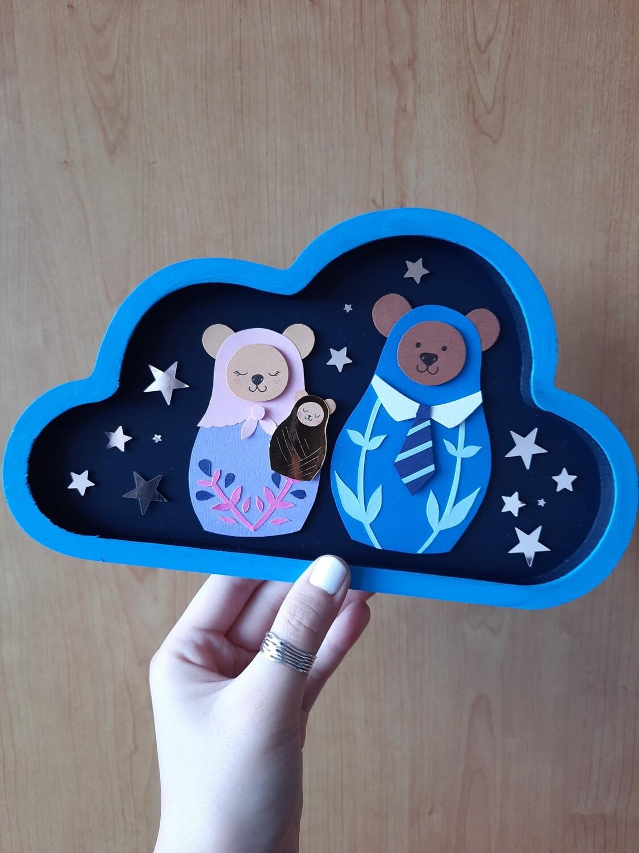 I love you Bear-y much!