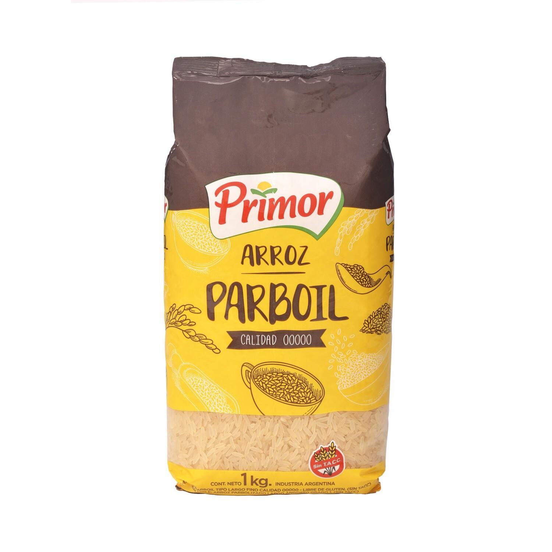 ARROZ PARBOIL, PRIMOR, 1 kg