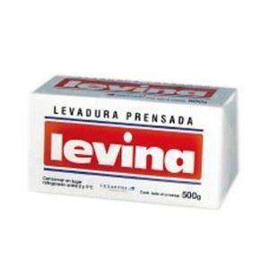 LEVADURA EN PAN, LEVINA, x 500 gr