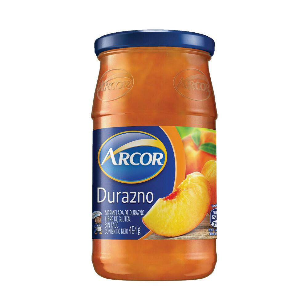 MERMELADA ARCOR DURAZNO  X 454 GR