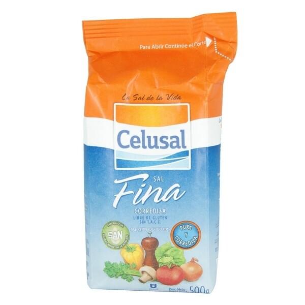 SAL FINA CELUSAL X 500 GR