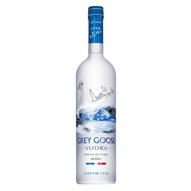 VODKA GREY GROOSE