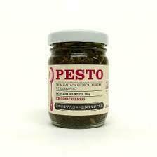 PESTO GENOVESE, RECETAS DE ENTONCES, 85 gr