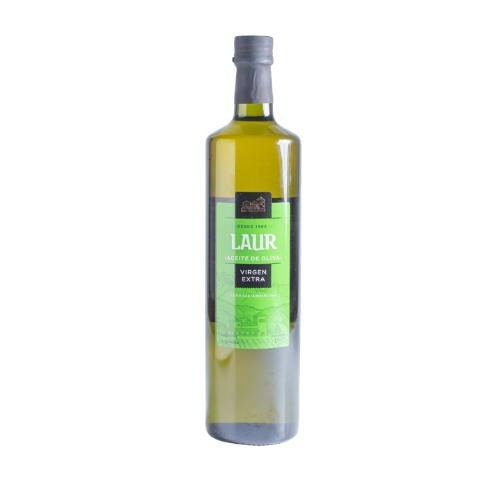 ACEITE DE OLIVA EXTRA VIRGEN, LAUR, 500 ml