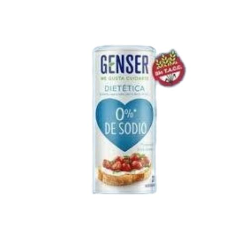 SAL GENSER 0% SODIO, 90GR