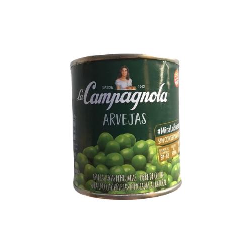 ARVEJAS, LA CAMPAGNOLA, x 320 gr