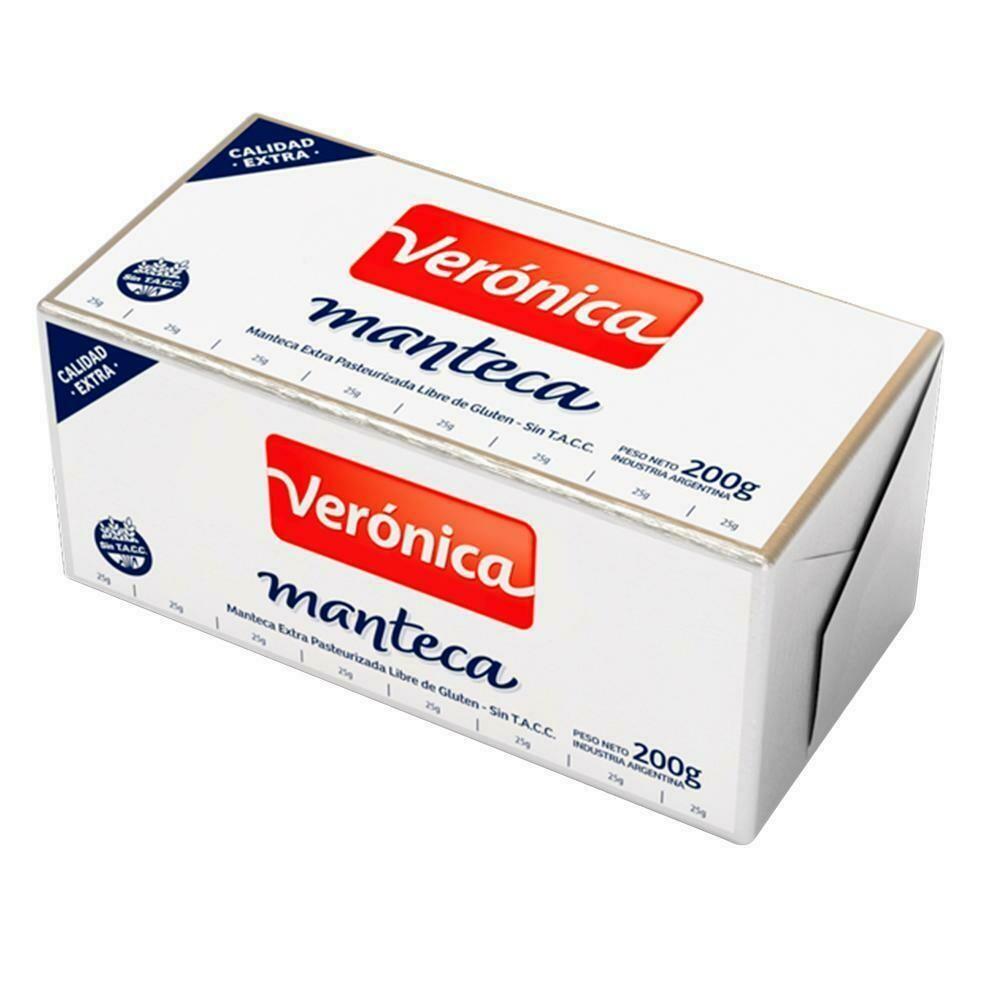 MANTECA, VERONICA, 200 GR