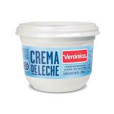 CREMA DE LECHE, VERONICA, x 200 cc