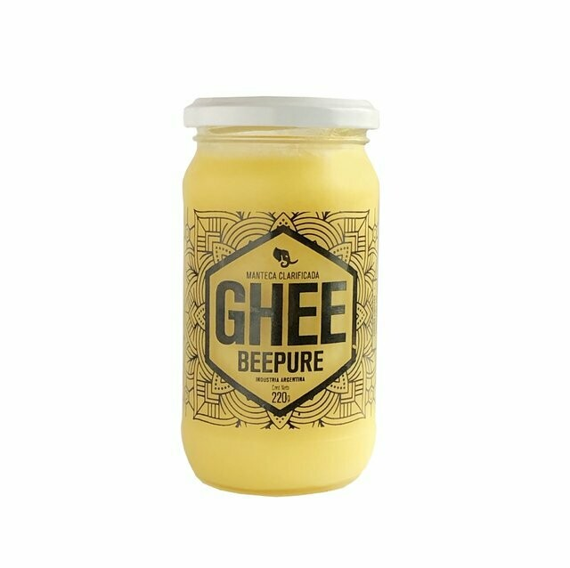 MANTECA GHEE, BEEPURE, 270 gr