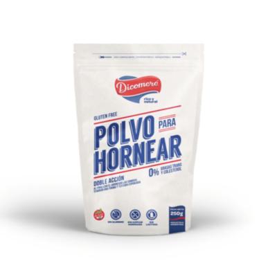 POLVO PARA HORNEAR, DICOMERE, 250 gr