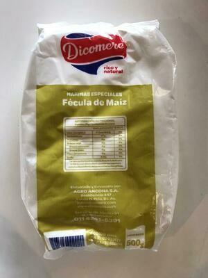 FECULA DE MAIZ, DICOMERE, 500 gr
