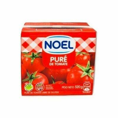 PURE DE TOMATE, NOEL, 520 gr