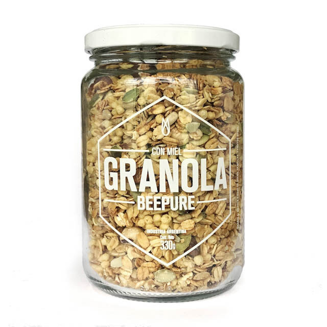 GRANOLA, BEEPURE, 330 gr