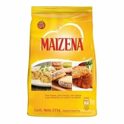 ALMIDON DE MAIZ, MAIZENA, 215 gr