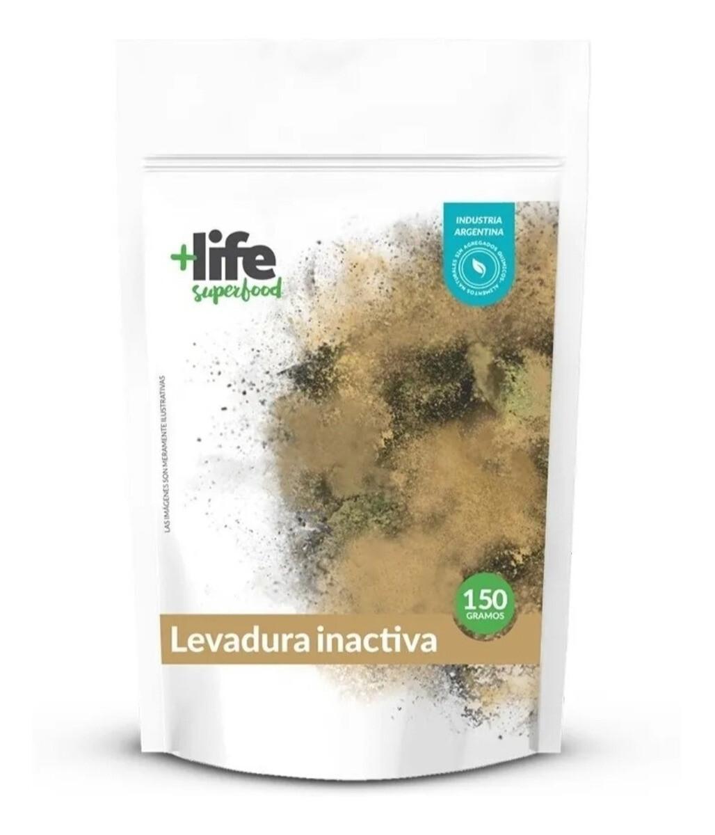 LEVADURA INACTIVA, +LIFE SUPERFOOD, 150 gr