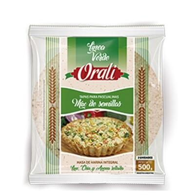 PASCUALINA MIX DE SEMILLAS, ORALI, 500 gr
