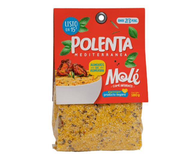POLENTA MEDITERRANEA, MOLE, 200 gr