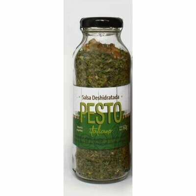 PESTO, PESTO & TUCO, frasco 80 gr
