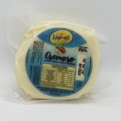QUESO VEGETAL CREMOSO, VAQUETS, 250 gr