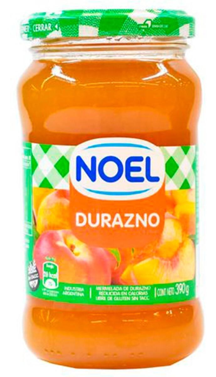 MERMELADA DE DURAZNO, NOEL, 454 gr