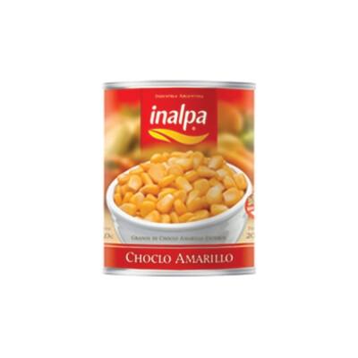 CHOCLO GRANO AMARILLO, INALPA, 400 gr
