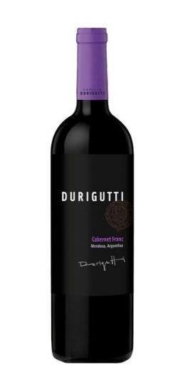 VINO CABERNET FRANC, DURIGUTTI, 750 ml