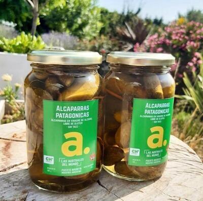 ALCAPARRONES, ALCAPARRAS PATAGONICAS, 200 gr
