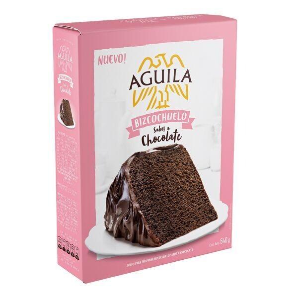 BISCOCHUELO CHOCOLATE, AGUILA, 540 gr
