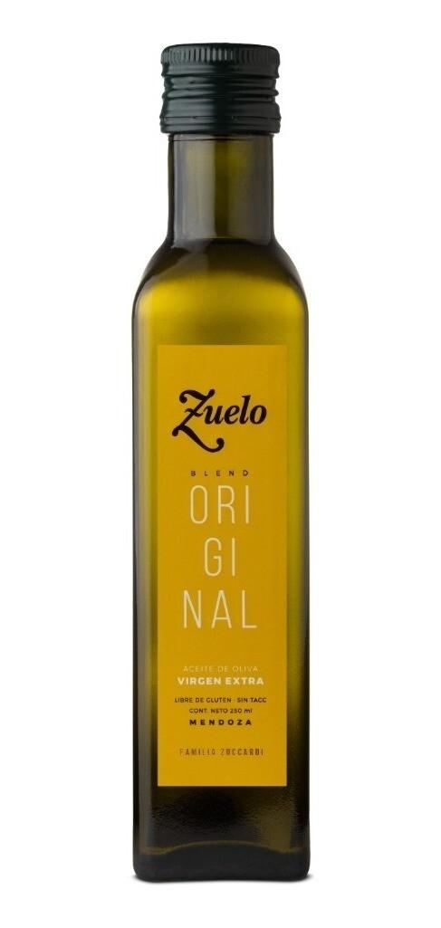 ACEITE DE OLIVA ORIGINAL, ZUELO, 250 cc