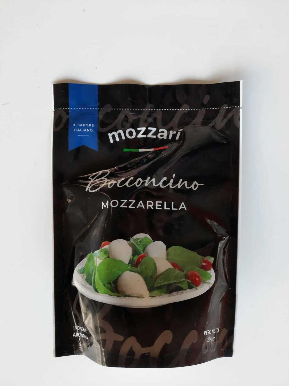 BOCCONCINO, MOZZARI, 200 gr