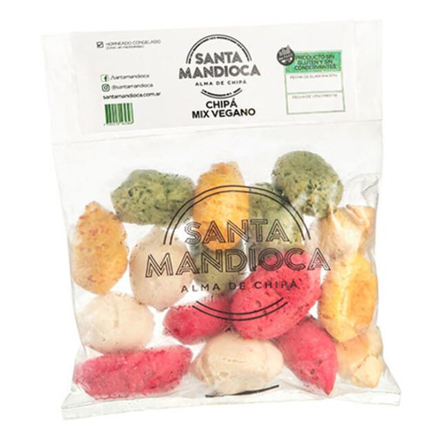 CHIPA VEGANO MIX, SANTA MANDIOCA, 300 gr