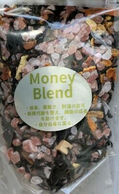 傷ついた心と体を癒すハーブバスソルト(Money Blend)