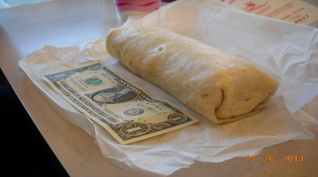 The Big Bad Burrito