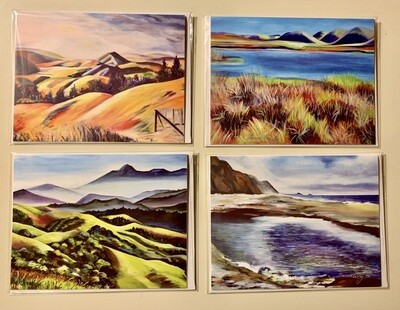 Artisan Note Card Set of 4