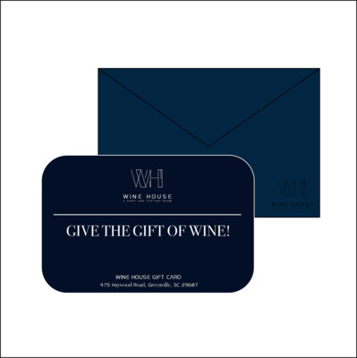 Gift cards $25 - $1,000